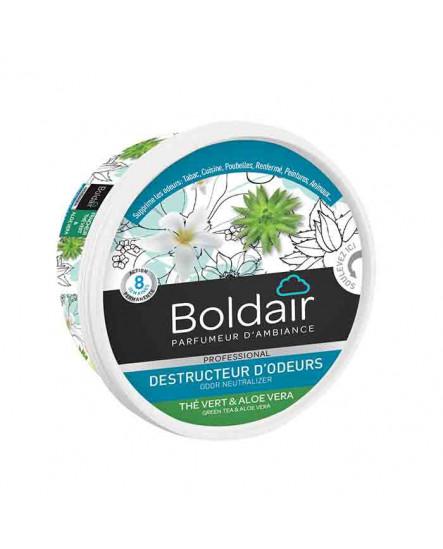 Absorbeur d'odeur gel Boldair THE VERT