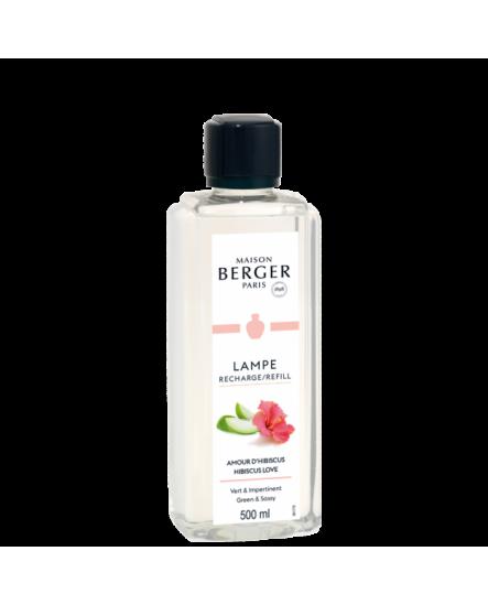 Parfum Lampe Berger Amour d'Hibiscus 500ml
