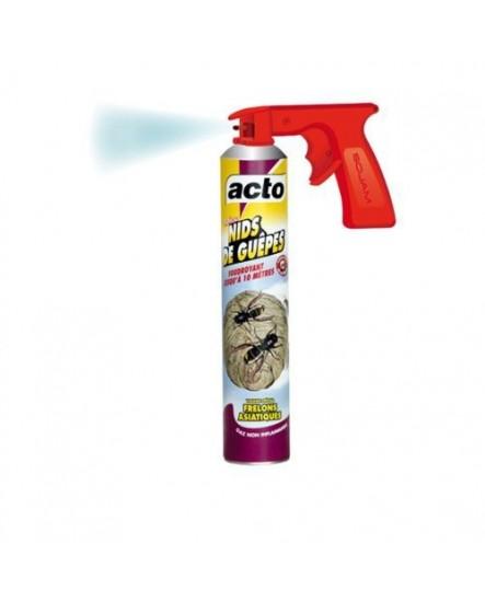 Aérosol Spécial nids de guêpes ACTO