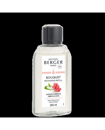 Recharge Bouquet Amour d'Hibiscus Maison Berger 200ml