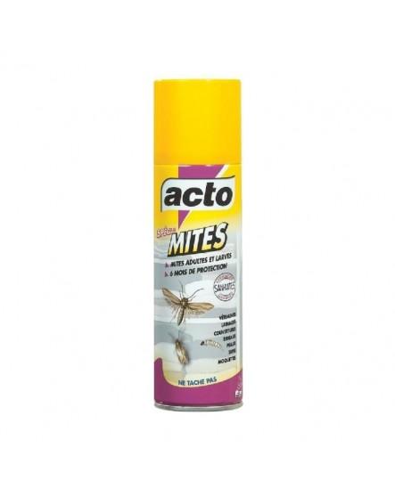 Aérosol anti-mites et larves ACTO