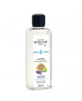 Parfum Lampe Berger Clarté boisée 1L.