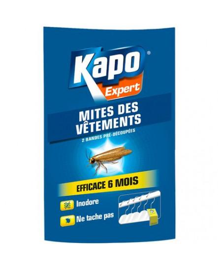 Les Bandes anti mites x1 KAPO Expert