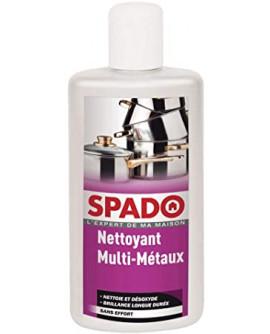 Nettoyant multi métaux SPADO