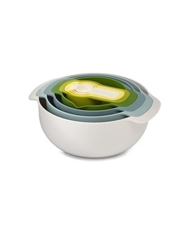 Bol Nest™ 9 Plus Bowl Set  Joseph Joseph