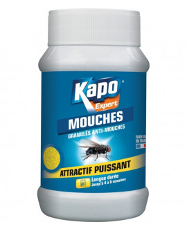 Granulés anti-mouches 300G KAPO