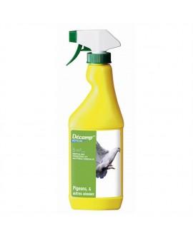 Répulsif pigeons et autres oiseaux DECAMP'