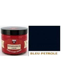 Baume rénovateur cuir Bleu Pétrole AVEL