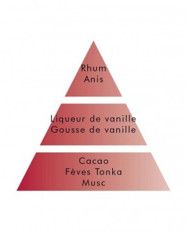 Parfum Berger vanille gourmet 500ML
