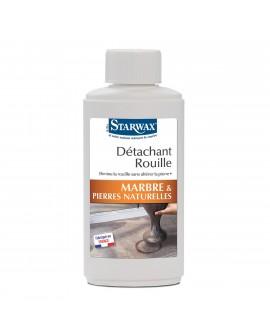 Détachant Rouille STARWAX pour marbre et pierres naturelles