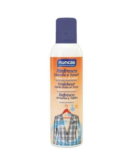 Spray Fraîcheur Vêtements NUNCAS