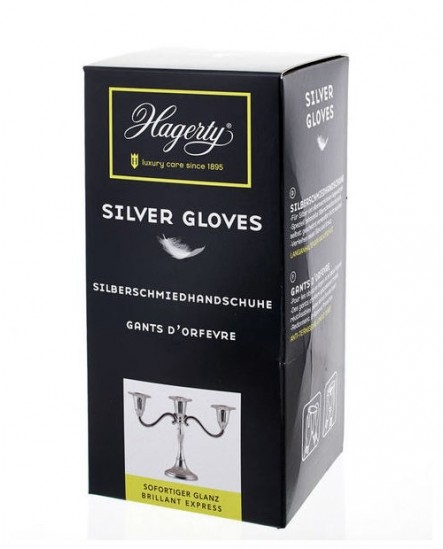 Gants d'orfèvre Silver Gloves Hagerty
