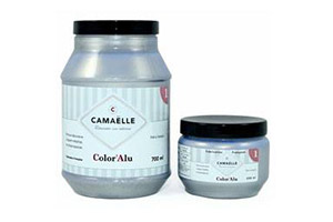 Peintures ColorAlu, ColorPlatine camaelle